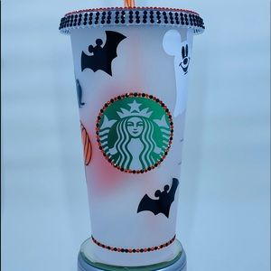 Halloween 🎃 Starbucks cold cup|
